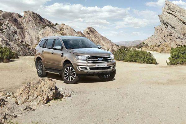 Ford Everest Kiên Giang: Báo giá & Khuyến mãi