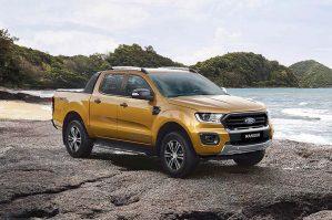Ford Ranger Kiên Giang: Báo giá & Khuyến mãi