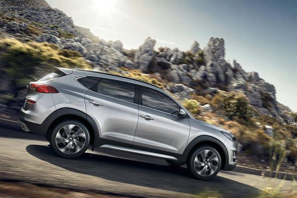 Hyundai Tucson Kiên Giang: Báo giá & Khuyến mãi