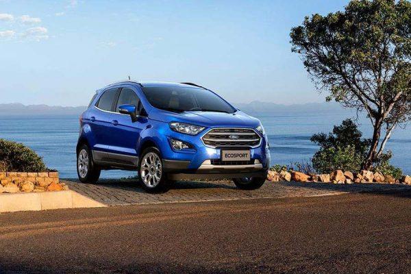 Ford Ecosport Kiên Giang: Báo giá & Khuyến mãi