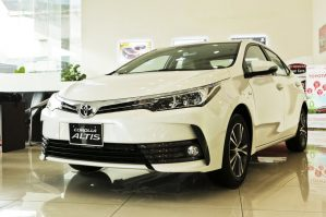 Toyota Corolla Altis Kiên Giang: Báo giá & Khuyến mãi