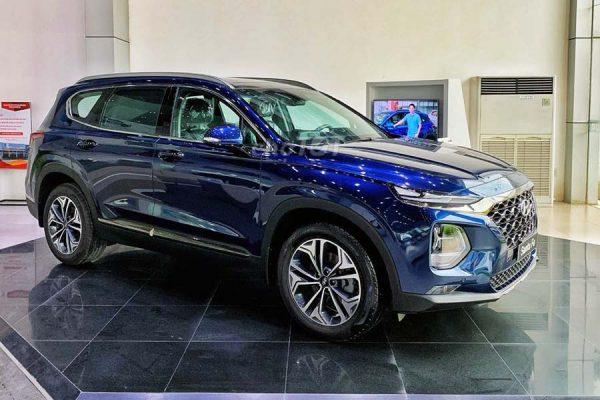 Hyundai Santafe Kiên Giang: Báo giá & Khuyến mãi