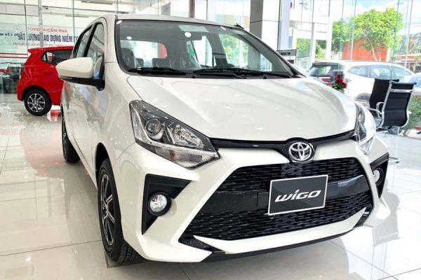Toyota Wigo Kiên Giang: Báo giá & Khuyến mãi