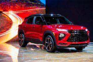 Chevrolet Trailblazer Kiên Giang: Giá & Khuyến Mãi