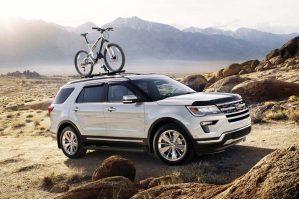 Ford Explorer Kiên Giang: Báo giá & Khuyến mãi
