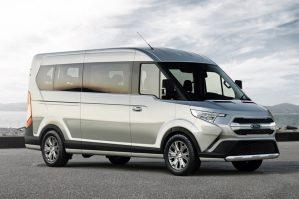 Ford Transit Kiên Giang: Báo giá & Khuyến mãi