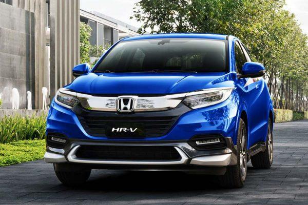 Honda HR-V Kiên Giang: Báo giá & Khuyến mãi