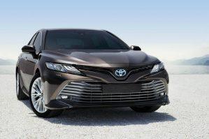 Toyota Camry Kiên Giang: Báo giá & Khuyến mãi