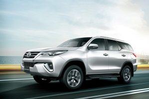 Toyota Fortuner Kiên Giang: Báo giá & Khuyến mãi