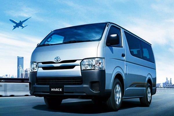 Toyota Hiace Kiên Giang: Báo giá & Khuyến mãi