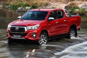 Toyota Hilux Kiên Giang: Báo giá & Khuyến mãi