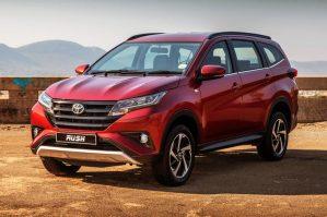 Toyota Rush Kiên Giang: Báo giá & Khuyến mãi