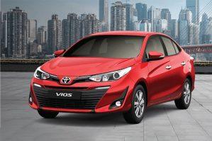 Toyota Vios Kiên Giang: Báo giá & Khuyến mãi