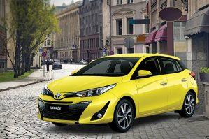 Toyota Yaris Kiên Giang: Báo giá & Khuyến mãi